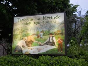 "Taverna ""La Merinde"" Hotel Willy Gemona Friuli Venezia Giulia"