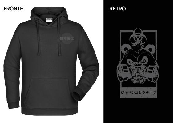 Felpa Japan Collective Bear - € 25,00